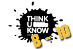 Think You Know 8-10 logo